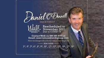 Welk Resorts TV Spot, 'Danil O'Donnell Rescheduled' - Thumbnail 1