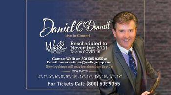 Welk Resorts TV Spot, 'Danil O'Donnell Rescheduled'