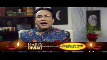 Prem Jyotish TV Spot, 'Happy Diwali'