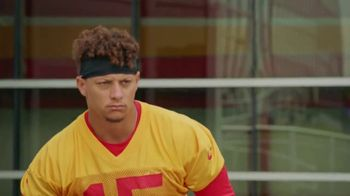 GEHA Health TV Spot, 'Choosing My Possible' Featuring Patrick Mahomes - 38 commercial airings