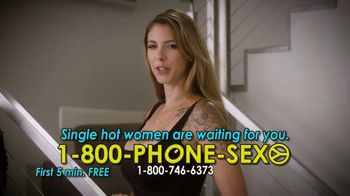 1-800-PHONE-SEXY TV Spot, 'Spice up Your Night' - Thumbnail 8