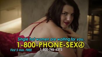 1-800-PHONE-SEXY TV Spot, 'Spice up Your Night' - Thumbnail 9