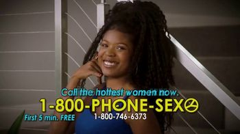1-800-PHONE-SEXY TV Spot, 'Spice up Your Night'
