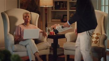 AT&T Fiber TV Spot, 'Special Lady: 300 Mbps for $45 per Month' - Thumbnail 1