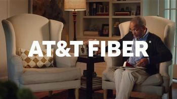 AT&T Fiber TV Spot, \'Special Lady: 300 Mbps for $45 per Month\'