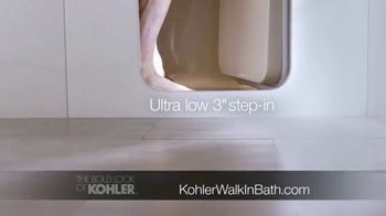 Kohler Walk-In Bath TV Spot, 'Special Financing and 50% Off' - Thumbnail 5