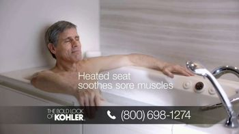 Kohler Walk-In Bath TV Spot, 'Special Financing and 50% Off' - Thumbnail 6