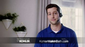 Kohler Walk-In Bath TV Spot, 'Special Financing and 50% Off' - Thumbnail 9