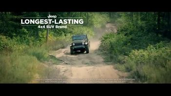 Jeep Black Friday Sales Event TV Spot, '80 Years' [T2]