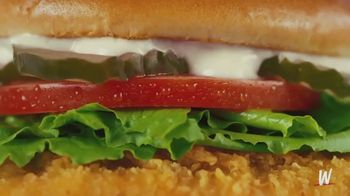 Wendy's Classic Chicken Sandwich TV Spot, 'Chicken Wars'