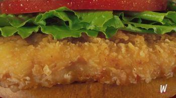 Wendy's Classic Chicken Sandwich TV Spot, 'Chicken Wars' - Thumbnail 3