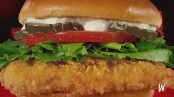 Wendy's Classic Chicken Sandwich TV Spot, 'Chicken Wars' - Thumbnail 5