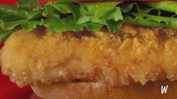 Wendy's Classic Chicken Sandwich TV Spot, 'Chicken Wars' - Thumbnail 6