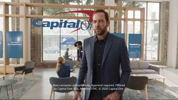 Capital One TV Spot, 'Cardigan' Featuring Taylor Swift - Thumbnail 1