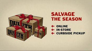 Duluth Trading Company TV Spot, 'Salvage the Season: Saving Santa' - Thumbnail 9