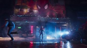 Marvel's Spider-Man: Miles Morales TV Spot, 'Be Yourself' Song by Jaden - Thumbnail 3