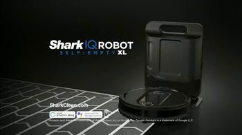 Shark IQ Robot TV Spot, 'Once a Month: Self-Empty XL' - Thumbnail 9