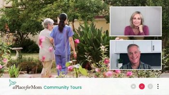 A Place For Mom TV Spot, 'Community Tours' - Thumbnail 4