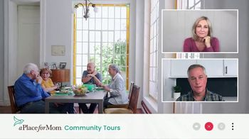 A Place For Mom TV Spot, 'Community Tours'