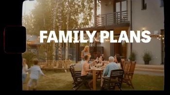 C Spire Real Deal Plan TV Spot, 'Family Plans: No Bull'