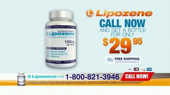 Lipozene TV Spot, 'Listen Closely: $29.95' - Thumbnail 4