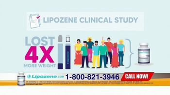 Lipozene TV Spot, 'Listen Closely: $29.95'