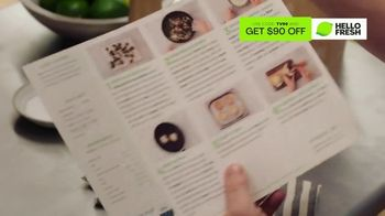 HelloFresh Black Friday Sale TV Spot, 'Become a Cook' - Thumbnail 4