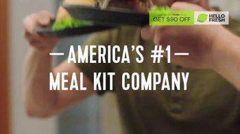 HelloFresh Black Friday Sale TV Spot, 'Become a Cook' - Thumbnail 7