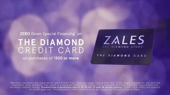 Zales Early Black Friday Sale TV Spot, 'Sparkle Like Me: 25% Off Everything' - Thumbnail 10