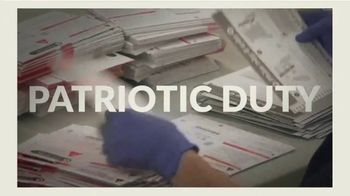 Health Care Voter TV Spot, 'Every. Vote. Counts.'