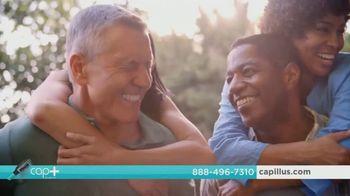 Capillus Cap+ Volumizing Keratin Brush TV Spot, 'Don't Hide Who You Are' - Thumbnail 4