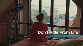 Capillus Cap+ Volumizing Keratin Brush TV Spot, 'Don't Hide Who You Are' - Thumbnail 6