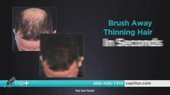 Capillus Cap+ Volumizing Keratin Brush TV Spot, 'Don't Hide Who You Are' - Thumbnail 9