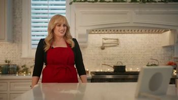 Portal from Facebook TV Spot, 'Portal Holiday: Baking With Rebel Wilson'