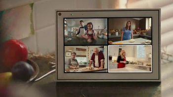 Portal from Facebook TV Spot, 'Portal Holiday: Baking With Rebel Wilson' - Thumbnail 3