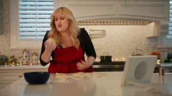 Portal from Facebook TV Spot, 'Portal Holiday: Baking With Rebel Wilson' - Thumbnail 8