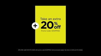 Kohl's Black Friday Deals TV Spot, 'Extended: Extra 20% Off, Kohl's Cash and Store Pickup' - Thumbnail 2