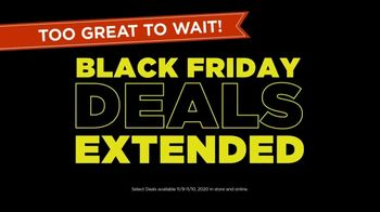 Kohl's Black Friday Deals TV Spot, 'Extended: Extra 20% Off, Kohl's Cash and Store Pickup' - Thumbnail 5
