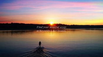 Reynolds Lake Oconee TV Spot, 'Find Your Moment Away' - Thumbnail 5