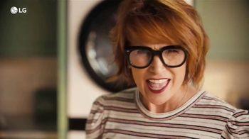 LG WashTower TV Spot, 'Baby, I Got Your Laundry'