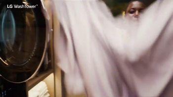 LG WashTower TV Spot, 'Baby, I Got Your Laundry' - Thumbnail 8