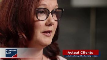 Boohoff Law TV Spot, 'Ecstatic'