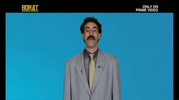 Amazon Prime Video TV Spot, 'Borat Subsequent Moviefilm: Announcement Review' Song by Little Big
