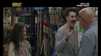 Amazon Prime Video TV Spot, 'Borat Subsequent Moviefilm: Announcement Review' Song by Little Big - Thumbnail 5