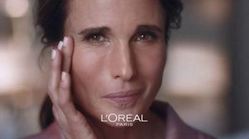 L'Oreal Paris Skin Care Age Perfect Rosy Tone Night Cream TV Spot, 'Wake Up Rosy' Featuring Andie MacDowell - Thumbnail 2