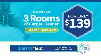 Zerorez TV Spot, 'Families: Free Hallway' - Thumbnail 4