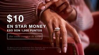 Macy's Días de Bono Star Money TV Spot, '$10 dólares en Star Money' [Spanish] - Thumbnail 3