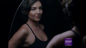 Always Discreet Boutique TV Spot, 'Black: Coupon'