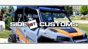 Side By Customs TV Spot, 'For Anything UTV' - Thumbnail 10