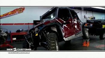 Side By Customs TV Spot, 'For Anything UTV' - Thumbnail 3